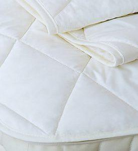vispring sustainable mattress protector