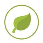 panda london eco bamboo towel hypoallergenic green leaf icon