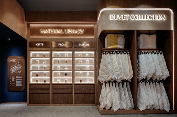 beyond sleep mattress showroom hong kong duvet collection