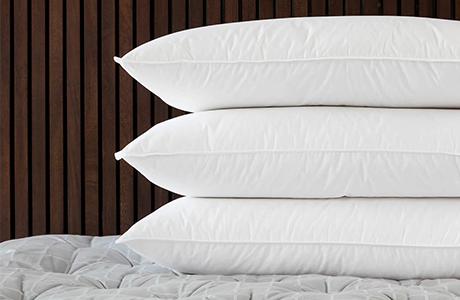 savoir sustainable beds deluxe medium pillow